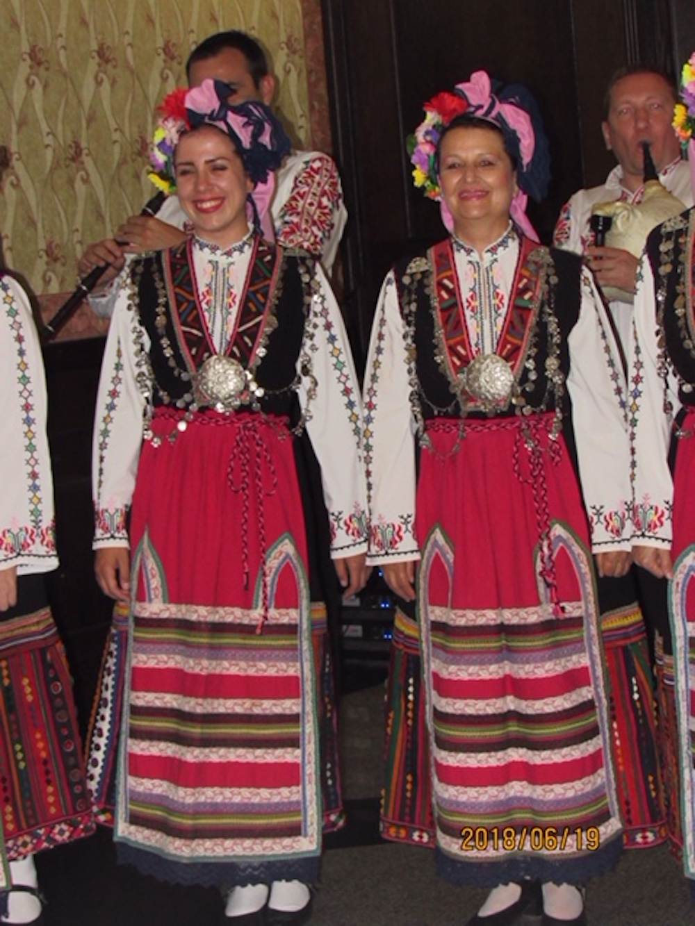 Costumes traditionnels Bulgare