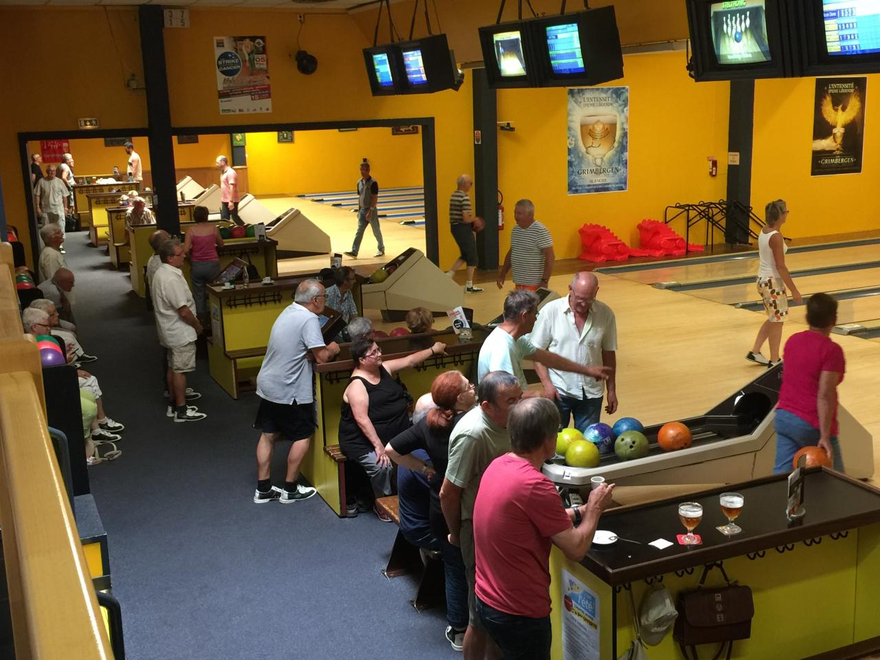 Concours Bowling 2017